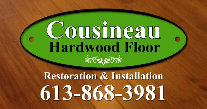 Cousineau Flooring Ad - Sign.jpg