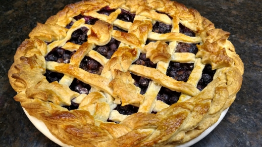lauras-blueberry-pie