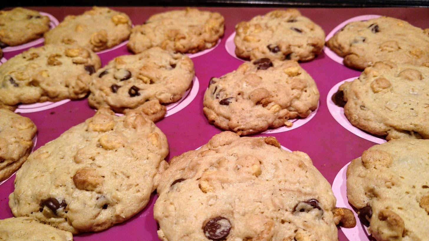 Cherrio Cookies