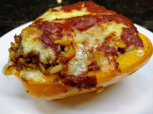 Stuffed Peppers - 2