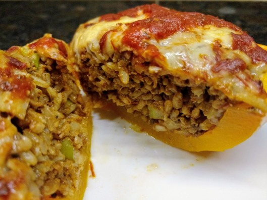 Stuffed Peppers - 3