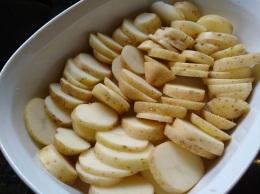 Scalloped Potatoes 1