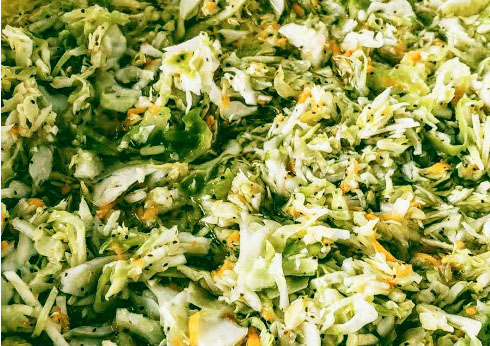 Polish Cole Slaw 2