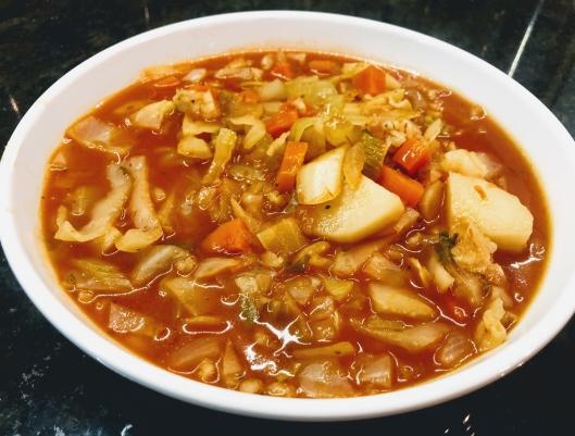 Covid Soup 3