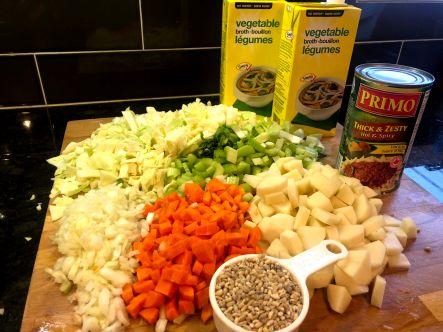 Covid Soup